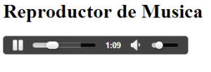 reproductor html5