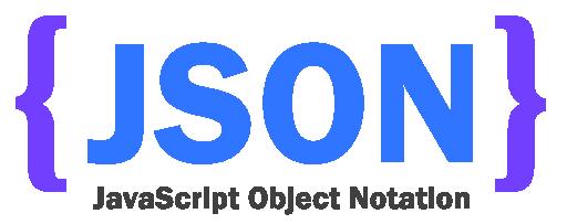 Logo JSON Java Script Object Notation